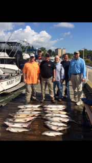 Port Washington fishing charter testimonial